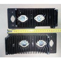 Радиаторы от усилителя Электрон с родным креплением транзисторов