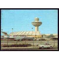 1984 год Ереван Аэропорт Звартноц