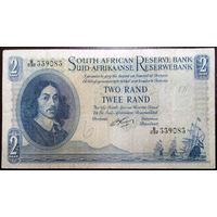 ЮАР, 2 рэнда 1961 год, Р104