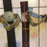 Крепления для ботинок на Лыжи СССР Уточняйте наличие до выкупа лота