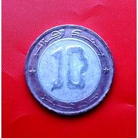 88-19 Алжир, 10 динаров 2002 г. Дата исламская/григорианская: 1422 2002