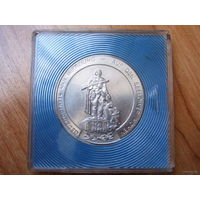 ГДР настольная медаль - мемориал освобождения Зееловских высот