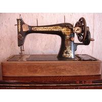 Швейная машинка SINGER ручная 1914 г