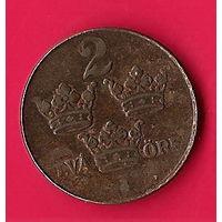 42-26 Швеция, 2 эре 1950 г.