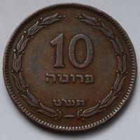 Израиль, 10 прут 1949 г
