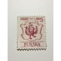 Польша 1965. 700 лет Варшаве.