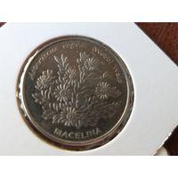 50 эскудо 1994 Кабо-Верде ( Растения - Asteriscus vogelli )