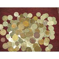Более 1кг. монет Советов., Ранних Советов. и других.