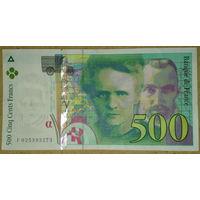 500 франков 1994г