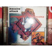 CD Massive Attack - Protection / Karmacoma