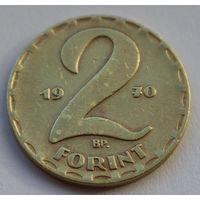 Венгрия, 2 форинта 1970 г.