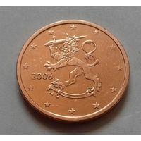 2 евроцента, Финляндия 2006 г., AU