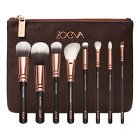 Комплект кистей в косметичке Zoeva Rose Golden Luxury Set Vol. 1