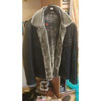 Куртка мужская зимняя на цигейке 48- 50 р-р