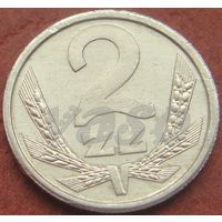 359**  2 злотых 1989 Польша