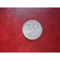 20 филлеров 1987 год Венгрия
