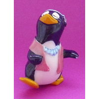 "Киндер из серии ""Пингвины"". 2."