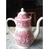 Чайник-кофейник Англия