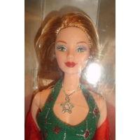 Кукла Барби Mattel Holiday Surprise Barbie 2000
