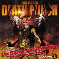 FIVE FINGER DEATH PUNCH - The Wrong Side Of Heaven & The Righteous Side Of Hell. Volume.1 //2LP new