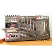 Магнитофон кассетный ссср с приемником