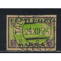 Эстония Респ 1920 Корабль викингов #23В