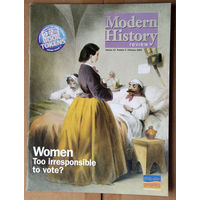 Modern History Review (February 2002 Vol. 13 No. 3)