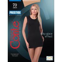Колготки Conte Prestige 70 Den, р-р 5, bronz и nero, 2 шт.