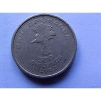 Уганда 500 шилингов 2003г.   распродажа