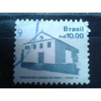 Бразилия 1987 Стандарт, архитектура 10,00