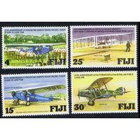 1978 Фиджи 375-378 Самолеты