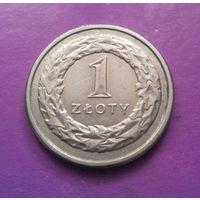 1 злотый 1994 Польша #03