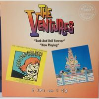 The Ventures - Rock And Roll Forever & Now Playing