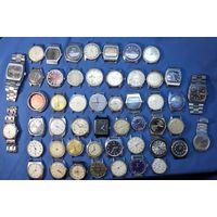 Коллекция мужских часов, многие на ходу. С РУБЛЯ АУКЦИОН!!!