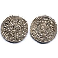 Грошен (1/24 талера) 1615, Германия, Хильдесхайм (епископство), Фердинанд Баварский