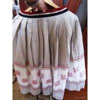 Просто отпад! юбка необычная р. 44-42 Моделька этого года. Для самых гламурных девушек.