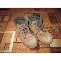Ботинки 33 р-р для мальчика