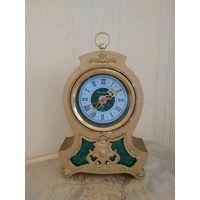 Часы Янтарь советские каминные, СССР, рабочие