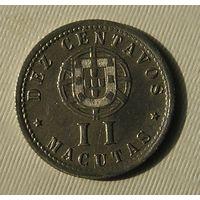 Порт. Ангола, 2 Макута 1927 (12)