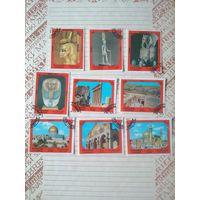 Шарджа. Архитектура, скульптура Египта