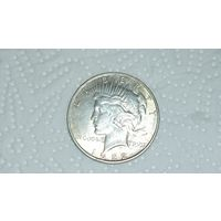 1 доллар 1922 Серебро РАСПРОДАЖА с 1 рубля см др лоты