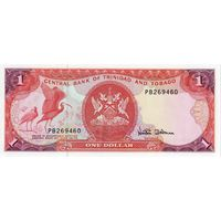 Тринидад и Табаго, ND, 1 доллар, UNC
