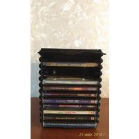 Бокс для хранения 12 СД-дисков
