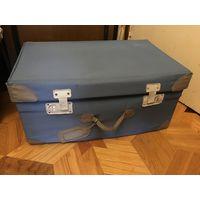 Ящик короб для игрушек IKEA PYSSLINGAR ПАЙССЛИНГАР Икея чемодан 57 х 35 х 28