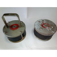 Магнит от рупорного громкоговорителя 10ГРД-IV-5, сила на отрыв за 10 кг