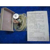 Малогабаритный телефон(наушники) типа ТМ-2А.