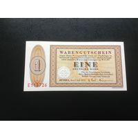 Германия,1 марка,1973,номер E 113726.