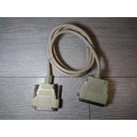 Компьютерный кабель LPT