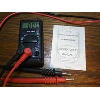 Тестер, цифровой мультиметр (Digital Multimeter DT-182)