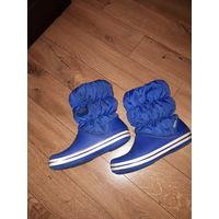 Фирменные сапоги Crocs размер 38, W8.